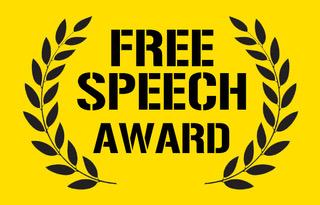 Free Speech Award