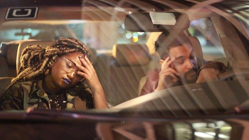 An Uber Ride Bridges Divides
